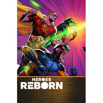 HEROES REBORN 04 DE 05
