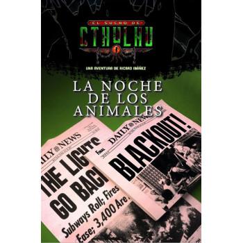 LA NOCHE DE LOS ANIMALES -...