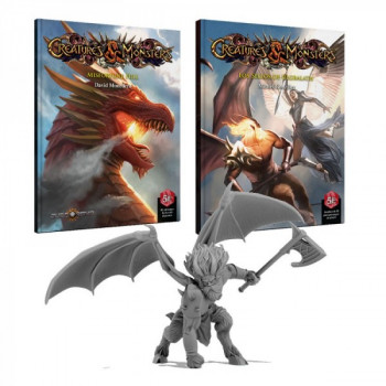 PACK CREATURES & MONSTERS -...
