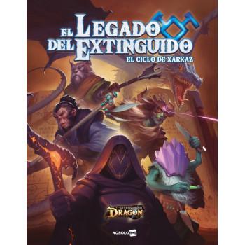EL LEGADO DEL EXTINGUIDO -...
