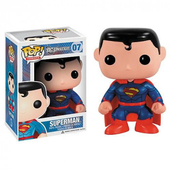 FUNKO POP! 07 SUPERMAN DC...