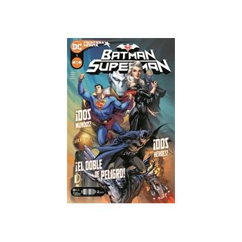 BATMAN/SUPERMAN: EL ARCHIVO...