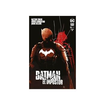 BATMAN: EL IMPOSTOR 01