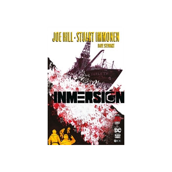 INMERSION (HILL HOUSE COMICS)