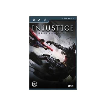 COLECCIONABLE INJUSTICE 02