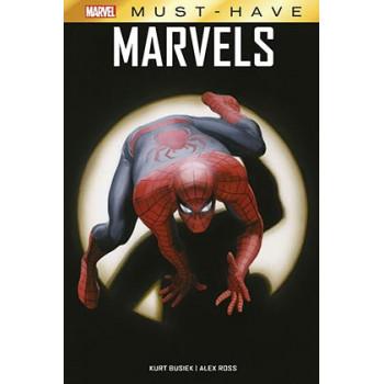 MARVEL MUST-HAVE. MARVELS