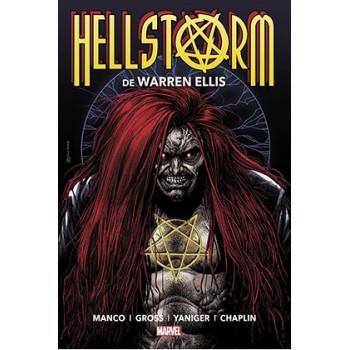 HELLSTROM DE WARREN ELLIS...
