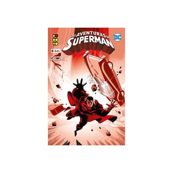 LAS AVENTURAS DE SUPERMAN 06