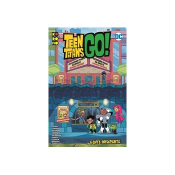 TEEN TITANS GO!: GENTE...