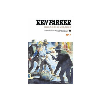 KEN PARKER 40: LA MARCA DE...
