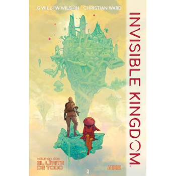 INVISIBLE KINGDOM 02. EL...