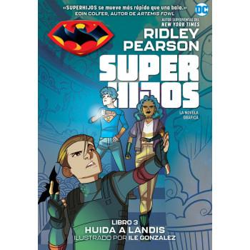 SUPER HIJOS HUIDA A LANDIS