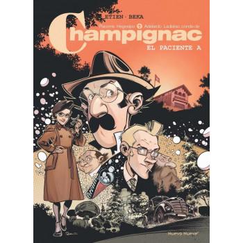 CHAMPIGNAC - 2 El Paciente A