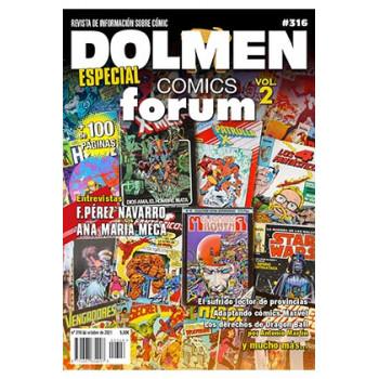 DOLMEN 16. ESPECIAL COMICS...