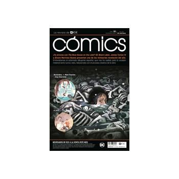 ECC COMICS 33 (REVISTA)