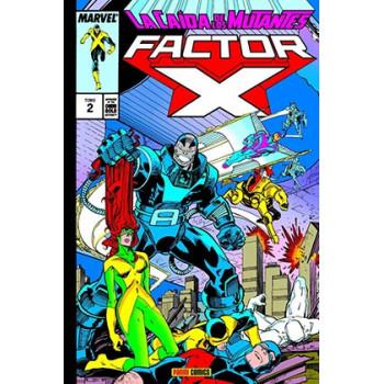 FACTOR-X 02. LA CAIDA DE...