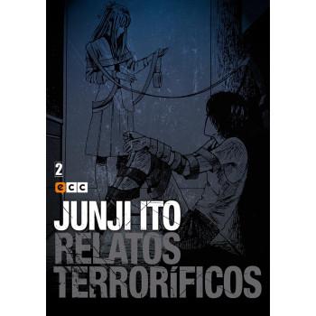 JUNJI ITO: RELATOS TERRORIFICOS 02