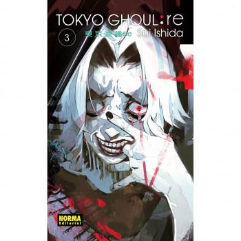 TOKYO GHOUL RE 03