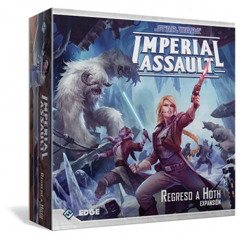 STAR WARS IMPERIAL ASSAULT: REGRESO A HOTH