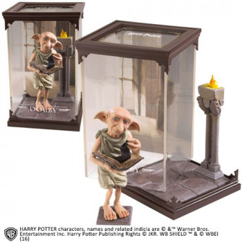 ESTATUA MAGICAL CREATURES DOBBY. HARRY POTTER