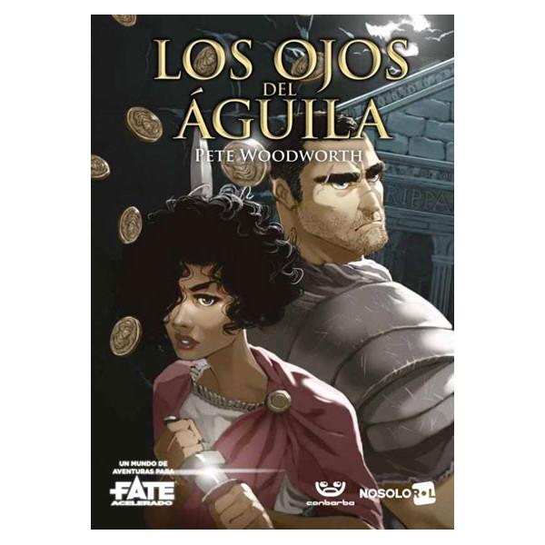 LOS OJOS DEL AGUILA - MUNDOS FATE
