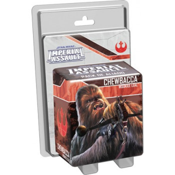 STAR WARS IMPERIAL ASSAULT: CHEWBACCA - WOOKIEE LEAL