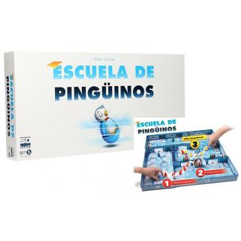 ESCUELA DE PINGUINOS