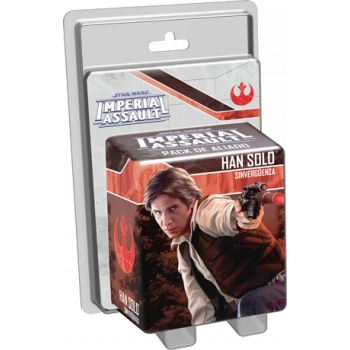 STAR WARS IMPERIAL ASSAULT: HAN SOLO - SINVERGUENZA