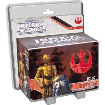 STAR WARS IMPERIAL ASSAULT - R2D2 & C3PO