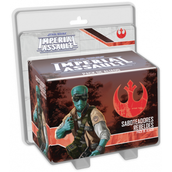 STAR WARS IMPERIAL ASSAULT: SABOTEADORES REBELDES