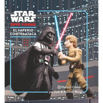 STAR WARS EPIC YARN: EL IMPERIO CONTRAATACA