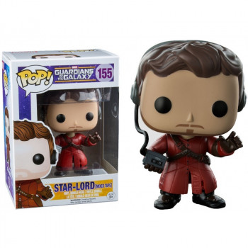 POP! 155 STAR-LORD (MIXED TAPE) GUARDIANS OF THE GALAXY