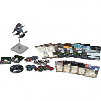 X-WING: DEFENSOR TIE...