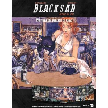 BLACKSAD - PANTALLA DEL DIRECTOR DE JUEGO