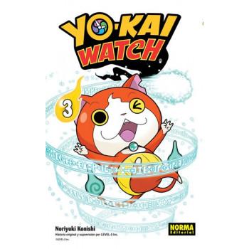 YO KAI WATCH 03