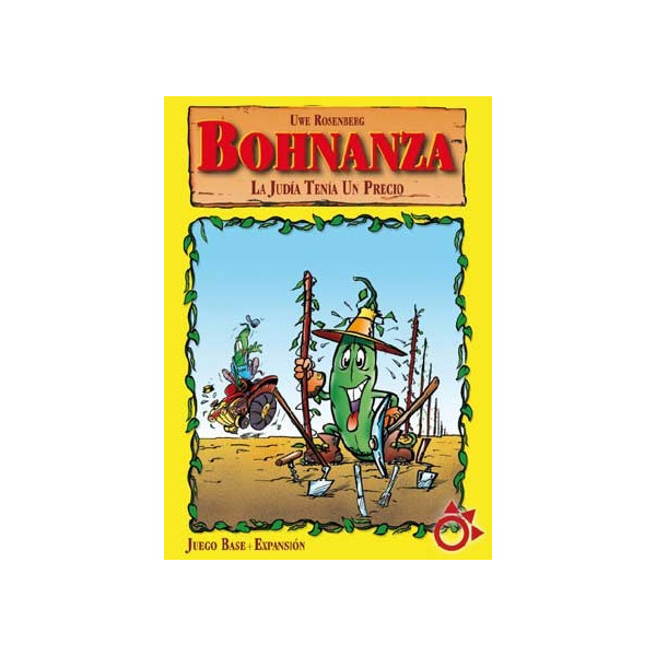 BOHNANZA + EXPANSION