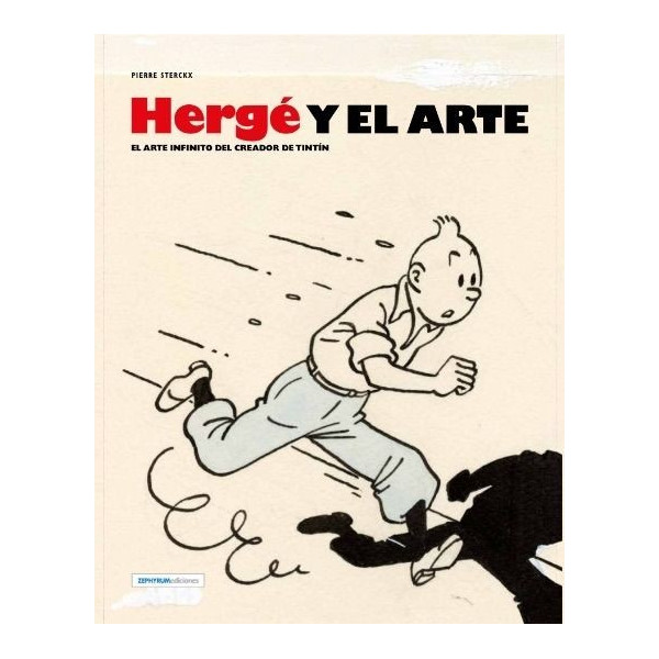 HERGE Y EL ARTE