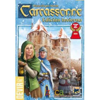 CARCASSONNE - INVIERNO