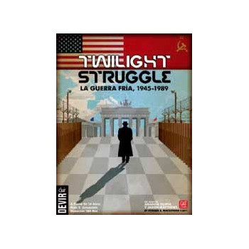 TWILIGHT STRUGGLE LA GUERRA...