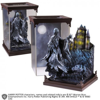 ESTATUA DEMENTOR MAGICAL CREATURES. HARRY POTTER