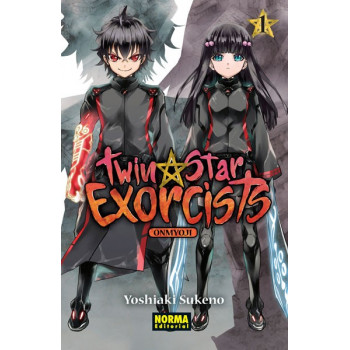 TWIN STAR EXORCISTS....