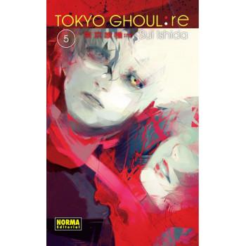TOKYO GHOUL RE 05