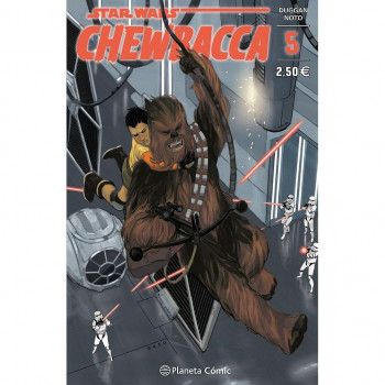STAR WARS: CHEWBACCA 05