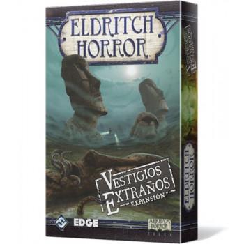 VESTIGIOS EXTRAÑOS - ELDRITCH HORROR