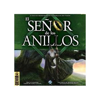 EL SEÑOR DE LOS ANILLOS (TABLERO KNIZIA)