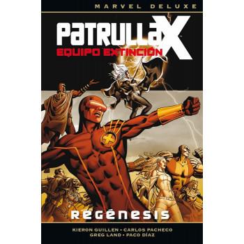 MARVEL DELUXE. PATRULLA-X -...