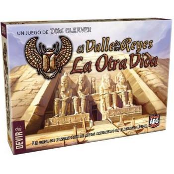 EL VALLE DE LOS REYES - LA OTRA VIDA