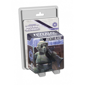 STAR WARS IMPERIAL ASSAULT: AGENTE BLAISE - INTERROGADOR DE LA OSI