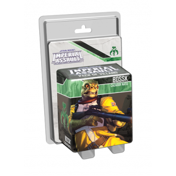 STAR WARS IMPERIAL ASSAULT: BOSSK - CAZADOR NATO