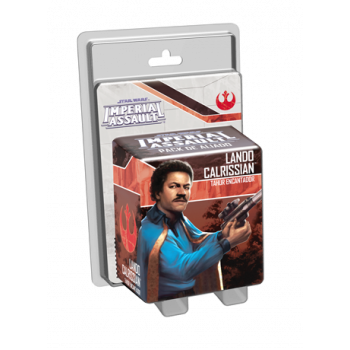 STAR WARS IMPERIAL ASSAULT: LANDO CALRISSIAN - TAHUR ENCANTADOR